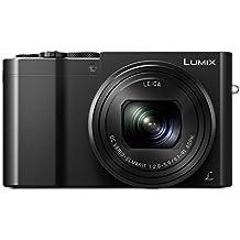 PANASONIC LUMIX ZS100 4K Point and Shoot Camera, 10X LEICA DC Vario-ELMARIT F2.8-5.9 Lens with Hybrid O.I.S, 20.1 Megapixels, 1 Inch High Sensitivity Sensor, 3 Inch LCD, DMC-ZS100K (USA BLACK)