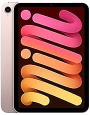 2021 Apple iPad Mini (8.3-inch, Wi-Fi, 64GB) - Pink (6th Generation)