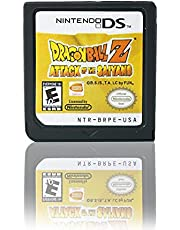 Nintendo 3ds Games Nintendo ds Nintendo Dragon Ball Z D S-Series Dragon Ball Game Card DS DSL 2DS 3DS X L Game Card Game Cartridge for Nintendo ds (Size : Dragon Ball Z: Attack of The Saiyans)