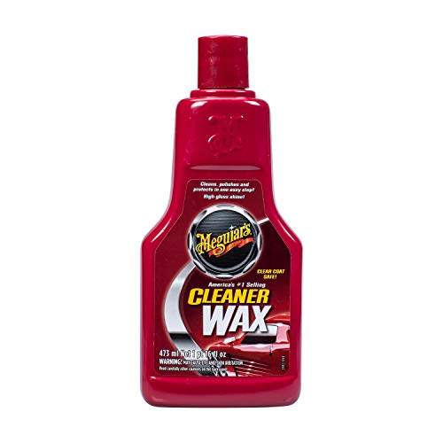 Meguiar's A1216 Cleaner Wax