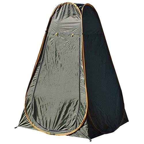 MISS&YG Pop-up-Zelt, tragbare Campingdusche-Zelt WC-Zelt im Freien Camping Kleiderbecken