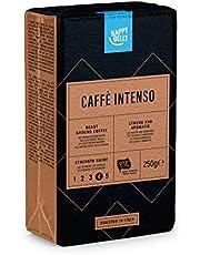 """Amazon Brand - Happy Belly Ground Coffee """"Caffè Intenso"""" (4 x 250g)"""