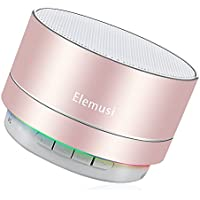 Elemusi Bluetooth Speaker,Portable Stereo Outdoor...