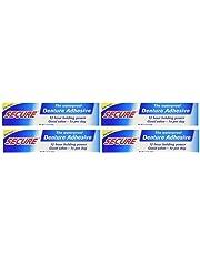 SECURE Denture Bonding Cream 40g - Pk of 4