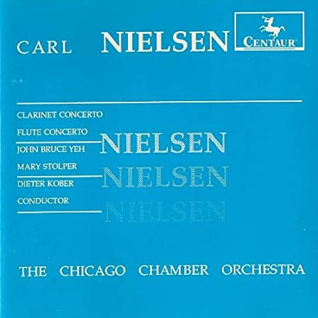 Nielsen: Clarinet and Flute Concertos