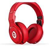 Beats Pro by Dr Dre Wired Over-Ear Headphone (Red Color)