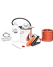 AutoLine Pro EVAP Vacuum Automotive Smoke Machine Leak Detector Diagnostic Tester Compact SMK-1 | Made in the USA