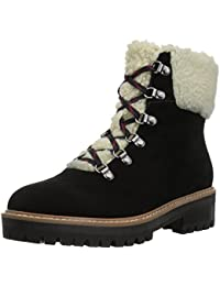 Women's Mika Hiker Boot With Faux Shearling Trim