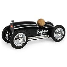 Baghera Roadster Black Mini Metal Car