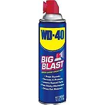 WD-40 490098 Multi-Use Lubricant Product with Big-Blast  Spray