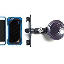 SlipGrip Car Holder For Apple iPhone 6S Using Element ION 6 Case HV