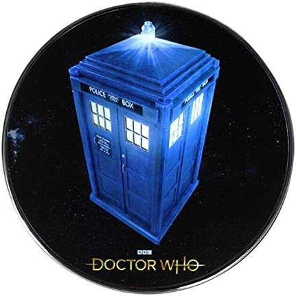 Doctor Who Tardis Qi Wireless Charger with Illuminated Tardis & 8000mAh Backup Battery (PRE-Order)