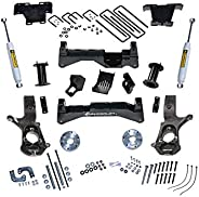 Superlift Suspension | K899 | 8 inch Lift Kit - 2014-2018 Chevy Silverado and GMC Sierra 4WD with Aluminum or