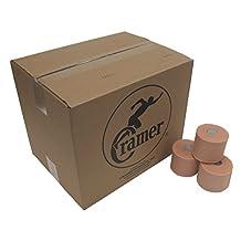 "Cramer Tape Underwrap, PreWrap, 2.75"" X 30 Yard, 48 Rolls, Beige"