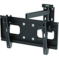InstallerParts 32-55 TV Wall Mount – Full Motion Swivel/Tilt – 22.6 Extension Arm – LCD LED TV Monitor Flat Panel Screen – VESA Mount (PA-924)