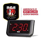 Digital Alarm Clock - Large 1.4 inch LED Display