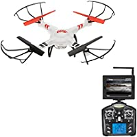 WLtoys V686 V686G 5.8G Video FPV Drone RC Quadcopter Helicopter + 720P HD Camera