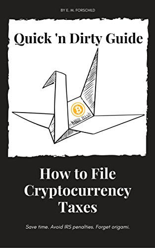 cryptocurrency filing taxes