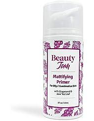 Beauty Jam Mattifying Primer for All Skin Types, 1 Ounce