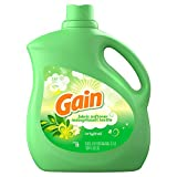 Gain Liquid Fabric Softener, Original Scent, 3.83 L (150 Loads) - Packaging May Vary