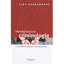 Introduction a la Criminologie