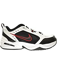 Air Monarch IV (4E) Extra-Wide Men's Shoes White/Black-Varsity Red 416355-101