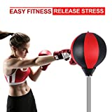 Wodesid Boxing Ball Set Free Standing Boxing