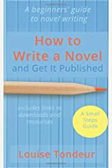 How to Write a Novel and Get It Published: A Small Steps Guide Paperback