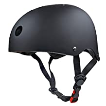 SymbolLife BMX/ Skate / Scooter Helmet Ultimate Cycle / Bike / Skate Helmet, For Head Size S (48-52cm), M (52-57cm), L (57-62cm)