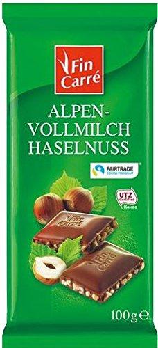 fin chokolade