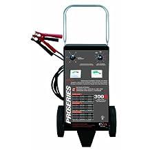 Schumacher PSW-7700 DSR ProSeries 300/70/35/30/15 Amp 6/12/24 Volt Manual Wheel Battery Charger/Starter