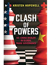 Clash of Powers: US-China Rivalry in Global Trade Governance