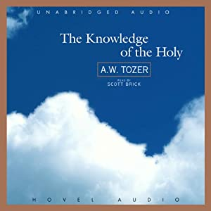 The Knowledge of the Holy Audiobook