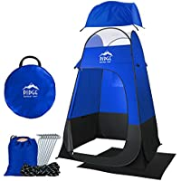 Ridge Outdoor Gear 6.5ft Pop Up Changing Shower Privacy...