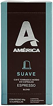 Café América em Cápsulas Suave