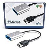 Sega Dreamcast HDMI Converter - Simple Plug and