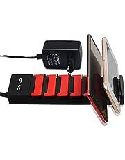 USB Hub Alimentado 7/10 Puertos Transferencia de Datos de 5Gbps con Adaptador de Corriente 24W y Cable USB 3.0 de 1m para Windows Mac OS Linux Macbook Air iMac PS4 Slim Pro
