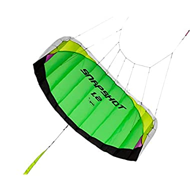 Prism Snapshot 1.2 Speed Foil Kite, Lime