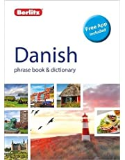 Berlitz Phrase Book & Dictionary Danish (Bilingual dictionary)