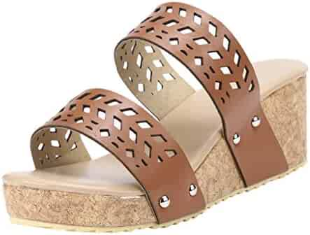 05f42a5ea7e5 Shopping Brown - Slippers - Shoes - Women - Clothing, Shoes ...