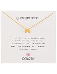 """Dogeared Reminders Guardian Angel Wing Charm Necklace, 18"""""""