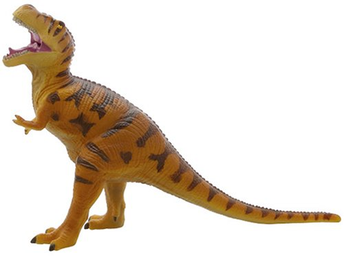 Tyrannosaurus plastic model (japan import)