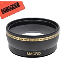 67mm Wide Angle Lens For Nikon Digital SLR Cameras Which Has Any Of These Nikon Lenses 28mm f/1.8G, 35mm f/1.4G, 85mm f/1.8G, 16-85mm, 18-105mm, 18-140mm, 70-200mm, 70-300mm VR f/4.5-5.6G IF-ED