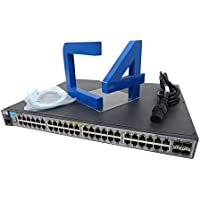 HP J9148A ProCurve 2910al-48G-PoE Ethernet Switch - Lifetime warranty - 48 Ports - Manageable - 48x