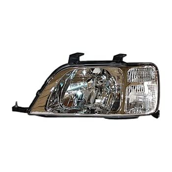 amazon com tyc 20 5232 01 honda crv driver side headlight assembly