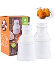 2 Pieces Arancini Maker 160 Grams DIY Rice Maker Model Homemade Stuffed Meat Point Ball Pointed and Round