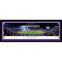 Minnesota Vikings - Final Game at TCF Bank Stadium - Panoramic Print