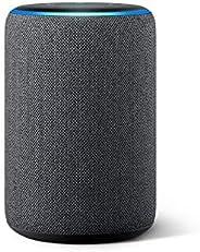 Echo (3ra generación) - Bocina inteligente con Alexa - Negro