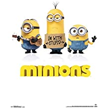 Minions - One Sheet Poster 22 x 34in