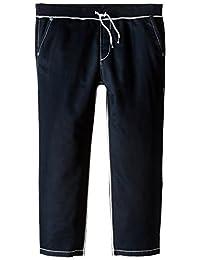 True Religion Men's Contrast Wide Leg Sweatpants